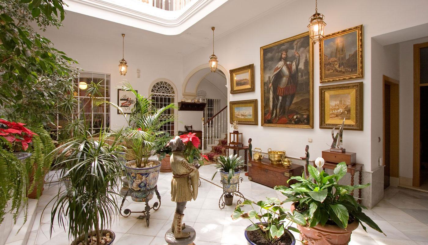 Casa de 1008m2 en venta en el centro sevilla buhaira for Apartamentos en sevilla baratos alquiler