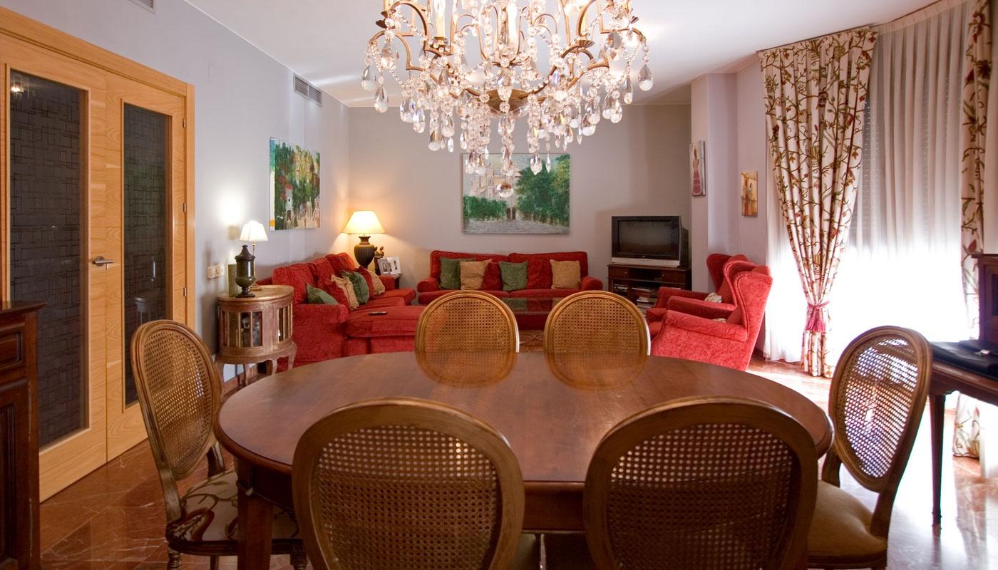 Piso de 191m2 en venta en la palmera sevilla buhaira for Pisos vacacionales sevilla