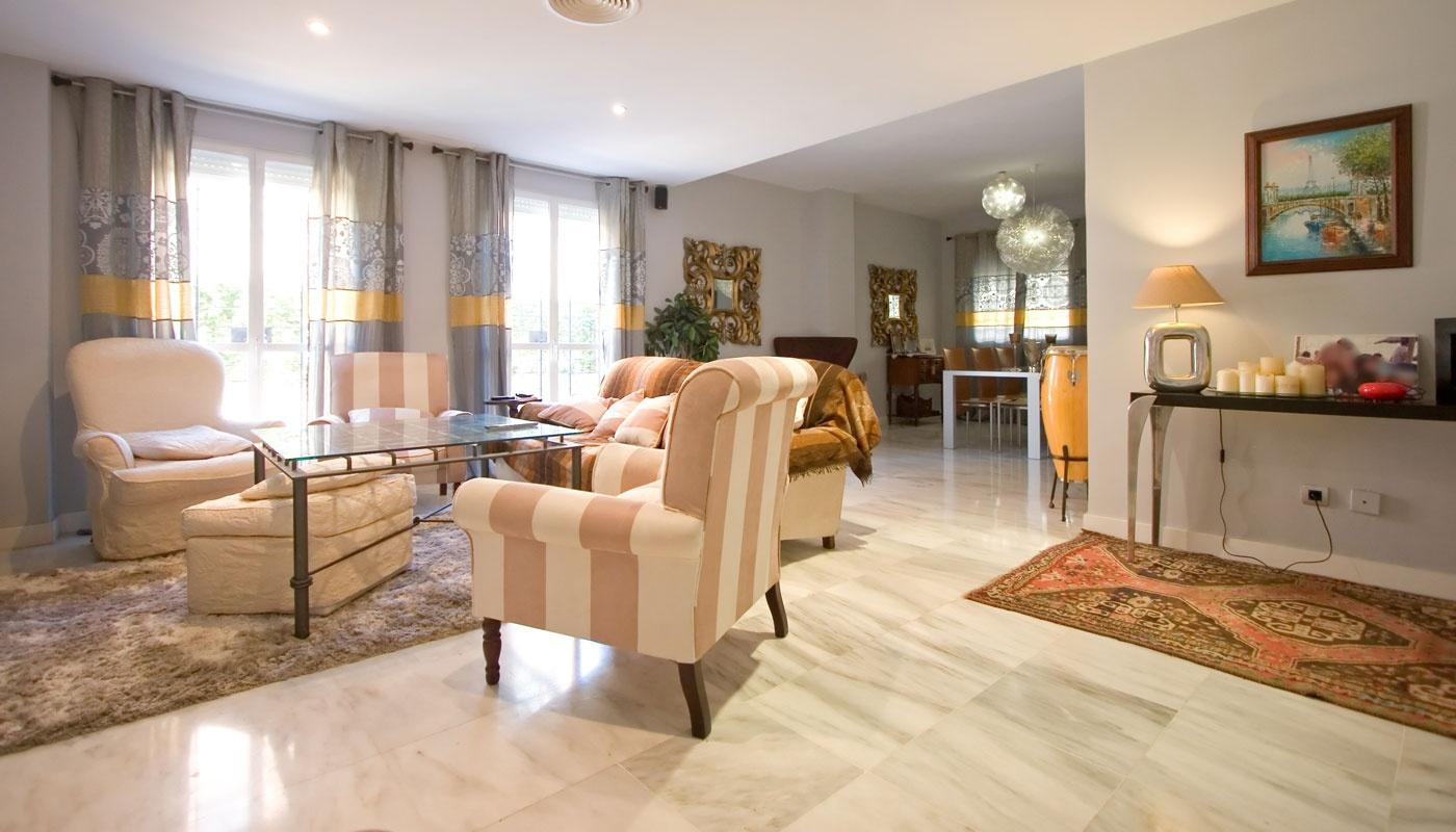 Piso de 265m2 en venta en el porvenir sevilla buhaira for Pisos y casas en sevilla
