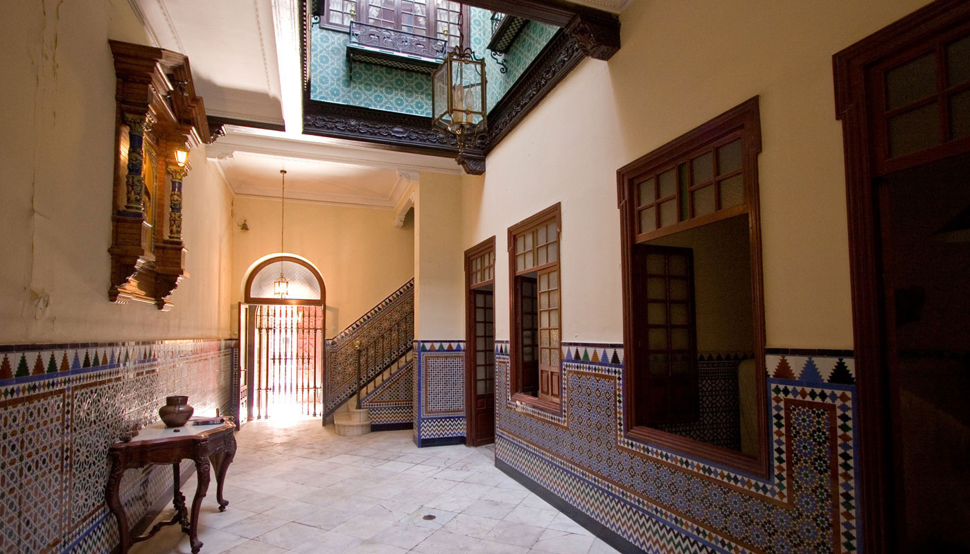 Casas de lujo en venta en triana sevilla buhaira consulting for Pisos y casas en sevilla