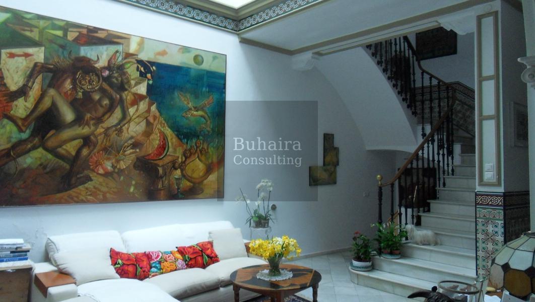 Casa de 497m2 en venta en el centro sevilla buhaira consulting - Buhaira consulting ...