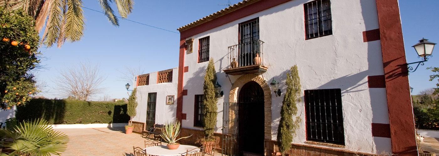 Finca de 23Ha  en venta en  Campiña de Carmona, Sevilla