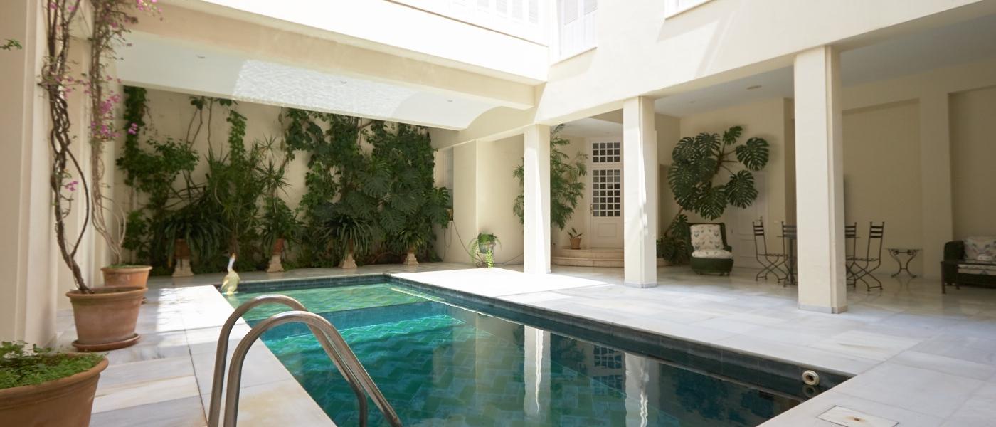 Casas de lujo y singulares en venta en sevilla buhaira for Alquiler casa en umbrete sevilla
