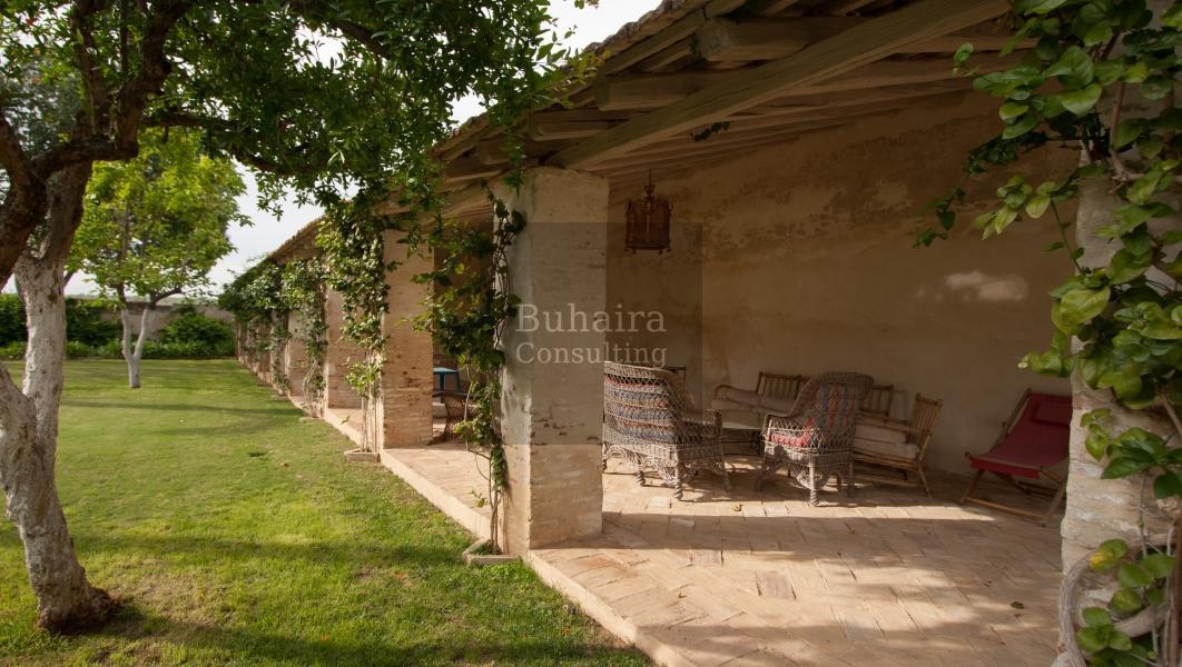 Finca de 8347m2 en venta en aljarafe sevilla fincas r sticas buhaira - Buhaira consulting ...