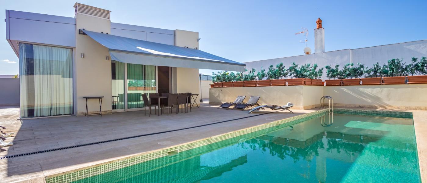 Piso de 93m2 en alquiler en el centro sevilla buhaira for Alquiler de casas en sevilla centro