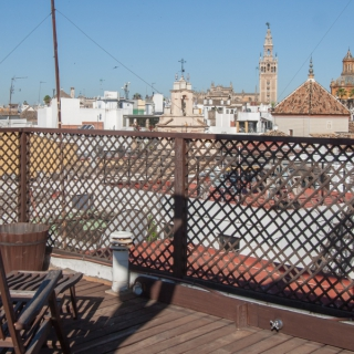 Penthouse  for sale at Barrio de Santa Cruz (2149)