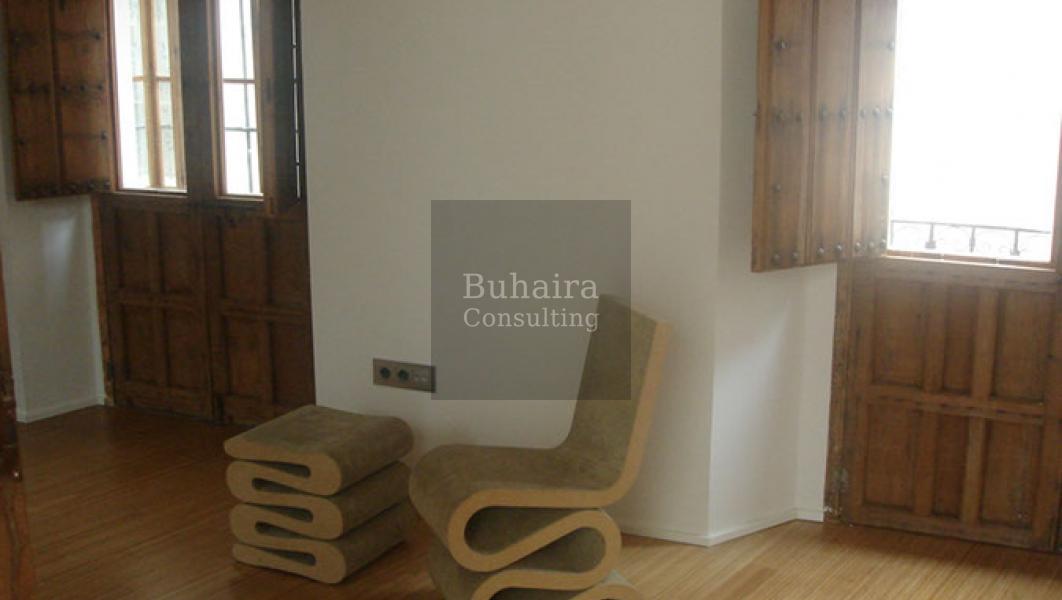 casa de 207m2 en alquiler en el centro sevilla buhaira