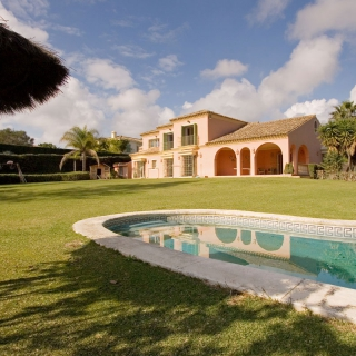 Villa  for sale at Sotogrande Costa (771)