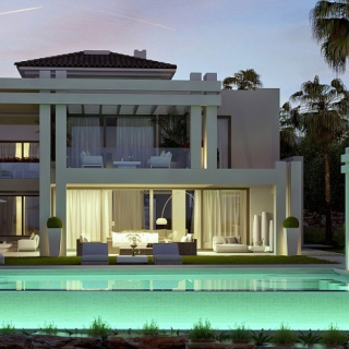 Villa  for sale at Marbella (2196)